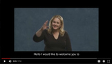 Free American Sign Language Taster Videos