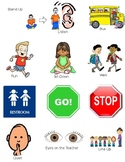 American Sign Language Picture Cards