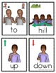 American Sign Language Word Cards Set 5 and 6