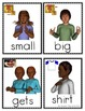 American Sign Language Word Cards Set 9 and 10
