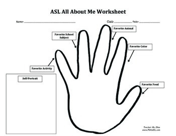 American Sign Language Workbook of Educational Resources