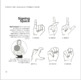 American Sign Language as a Bridge to English - chapter 1 (Handshapes)