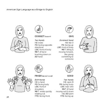 American Sign Language as a Bridge to English - chapter 2 (Classroom Management)
