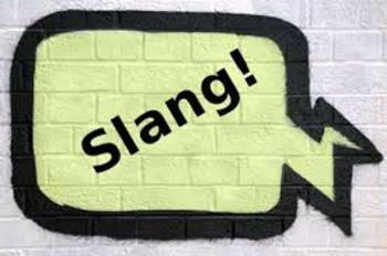 American Slang Writing Activities