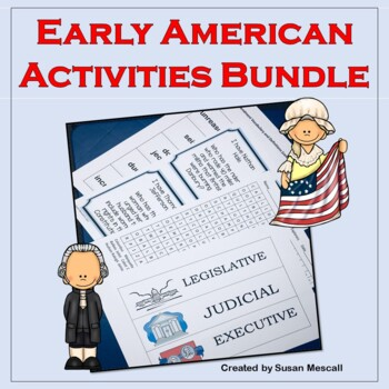 American Social Studies Activities