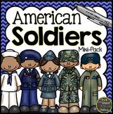 American Soldiers Mini-Pack