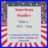 American Studies Period 2: 1607-1754