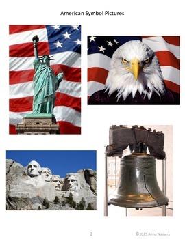 American Symbol Banner