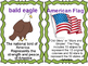 American Symbol Vocabulary Cards