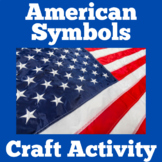 American Symbols Worksheet Activity