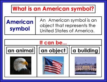 American Symbols Unit