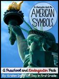 American Symbols- A Preschool and Kindergarten Unit