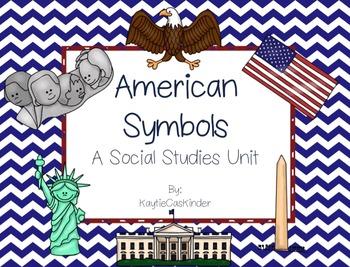 American Symbols: A Social Studies Unit
