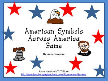 American Symbols Across America Game