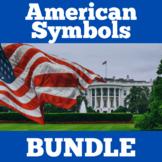 American Symbols | Activity BUNDLE | Kindergarten 1st 2nd