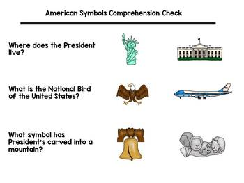 American Symbols: An Adapted Book
