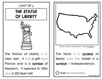 Learning About American Symbols:  Supplemental Materials for K-2