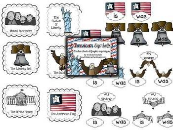 American Symbols: Anchor Charts & Graphic Organizers