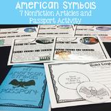 American Symbols Articles & Passport Activity