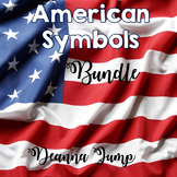 Presidents Day and American Symbols BUNDLE
