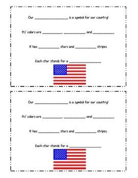 American Symbols Book!