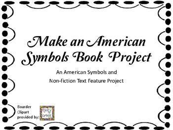 American Symbols Book Project