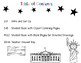 American Symbols Booklet First Grade