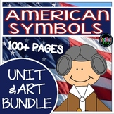 American Symbols Bundle {CCSS Reading & Writing & Art Projects}