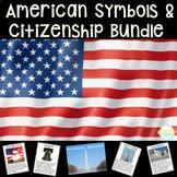 American Symbols & Citizenship BUNDLE for Kindergarten & F