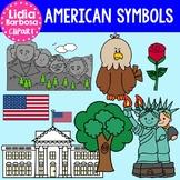American Symbols Clipart