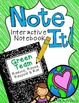 Earth Day/Recycling Close Read and Interactive Notebook Bundle