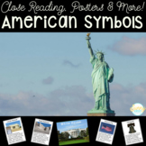 American Symbols For Kindergarten, First Grade & Second Grade