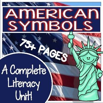 American Symbols - Common Core Non-Fiction Unit (reading a