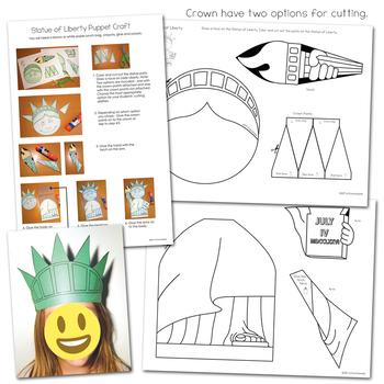 American Symbols Crafts