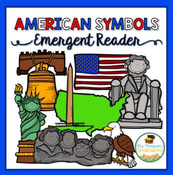 American Symbols Emergent Reader