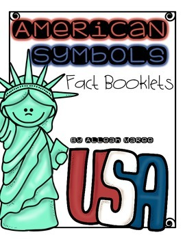 American Symbols Fact Booklets