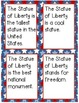 American Symbols Fact and Opinion Sort