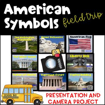 American Symbols Unit - Field Trip Presentations and Resea