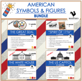 American Symbols & Figures BUNDLE {Digital & PDF}