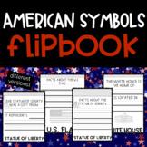 American Symbols Flip Book