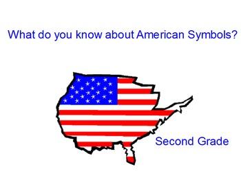 American Symbols Flipchart