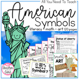 American Symbols- Informational Reading and More to Support the Common Core*