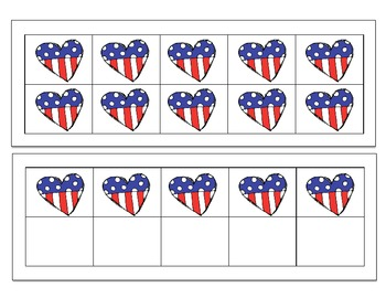 American Symbols Fun Pack! Write the Room...and more!