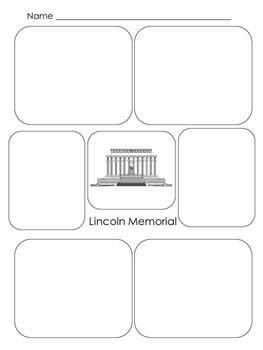 American Symbols Graphic Organizers