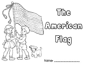 American Symbols: Graphic Organizers and Coloring Pages