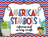American Symbols Informational Writing Templates and Craft