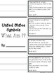 American Symbols - Integrated Literacy and Social Studies Unit