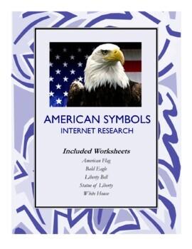 American Symbols: Internet Research