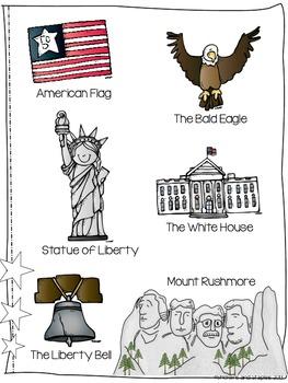 American Symbols & Landmarks