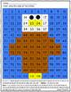 Math Coloring Sheets-  American Symbols Theme - Number Sen